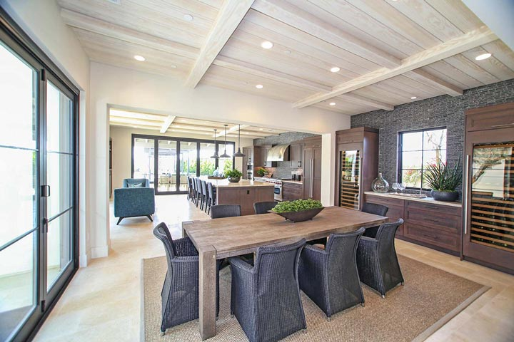 Coral Canyon Home Interior