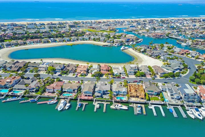 Coral Cay Community Homes For Sale In Huntington Beach, CA