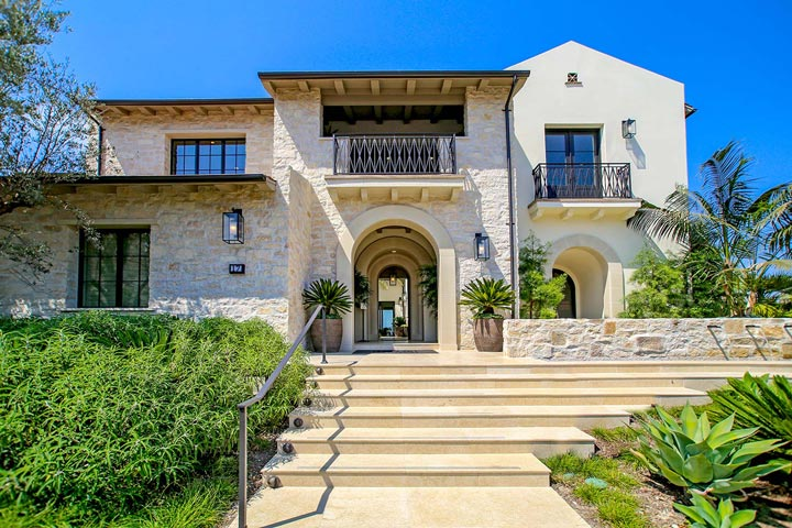 Coral Crest Home In Newport Coast
