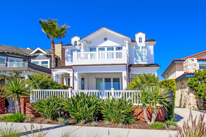 Coronado Beach South Island Homes For Sale In Coronado, California