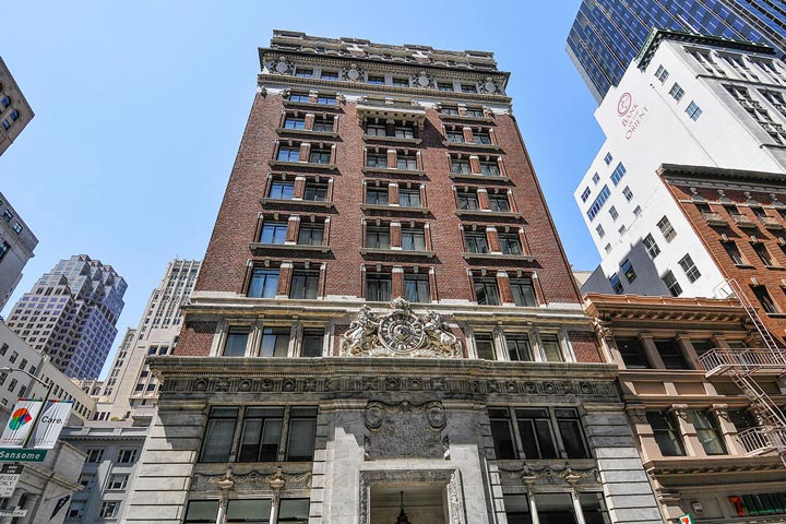 Financial District Homes For Sale in San Francisco, California