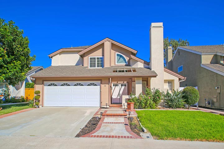 Glenwood Terrace Aliso Viejo Homes for Sale