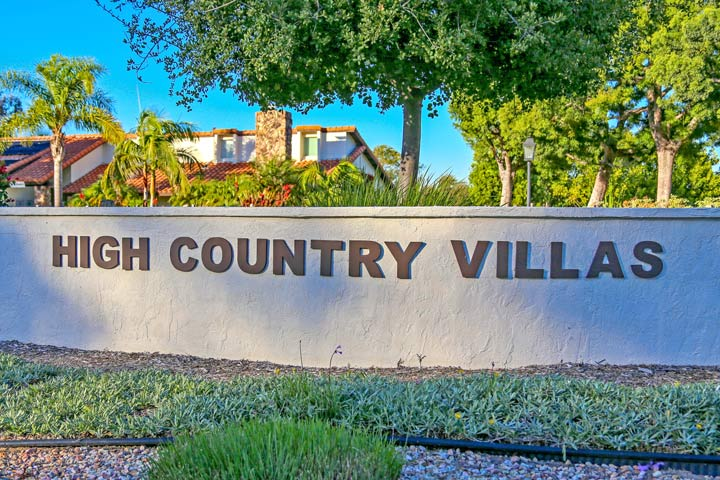 High Country Villas Community