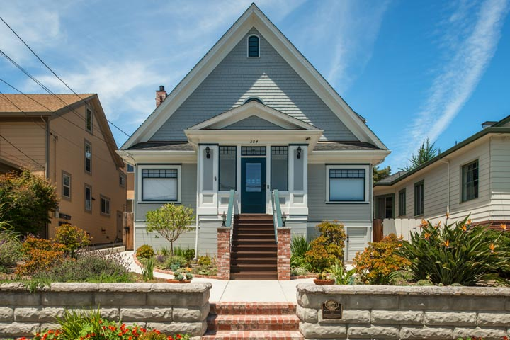 Monterey Historic Homes For Sale Beach Cities Real Estate