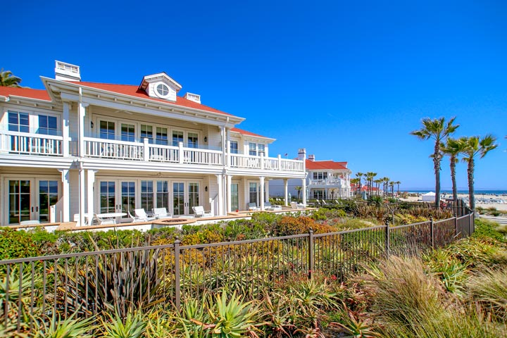 Hotel Del Coronado Homes Beach Cities Real Estate