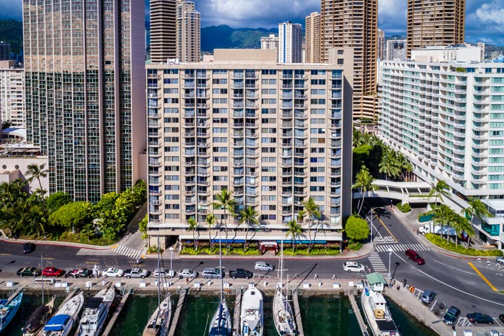 Ilikai Marina Honolulu Condos For Sale