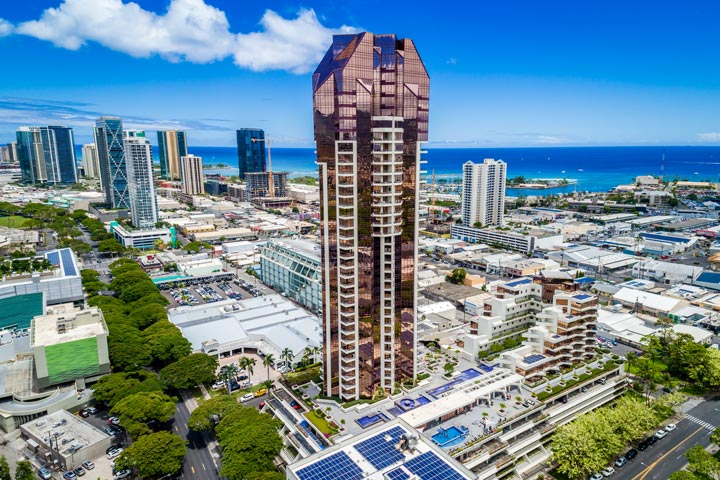 Imperial Plaza Condos For Sale in Honolulu, Hawaii