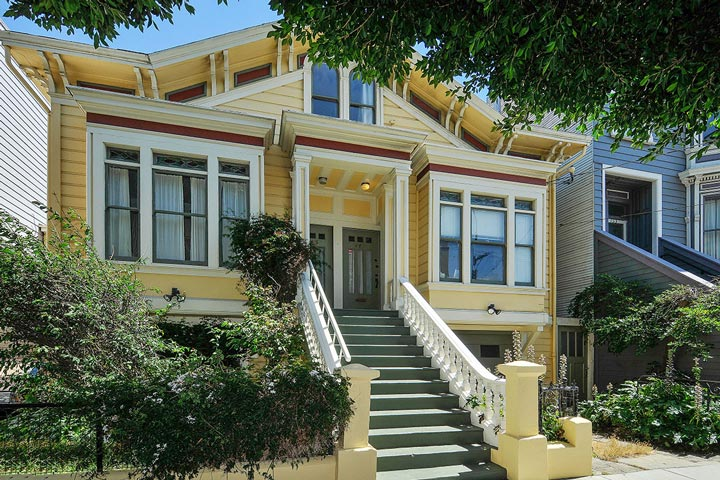 Inner Mission Homes For Sale in San Francisco, California