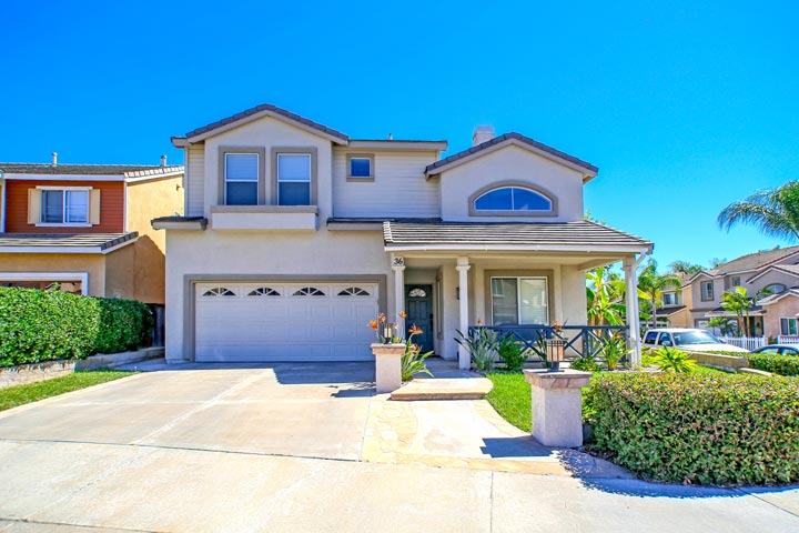 Key West Aliso Viejo Homes for Sale