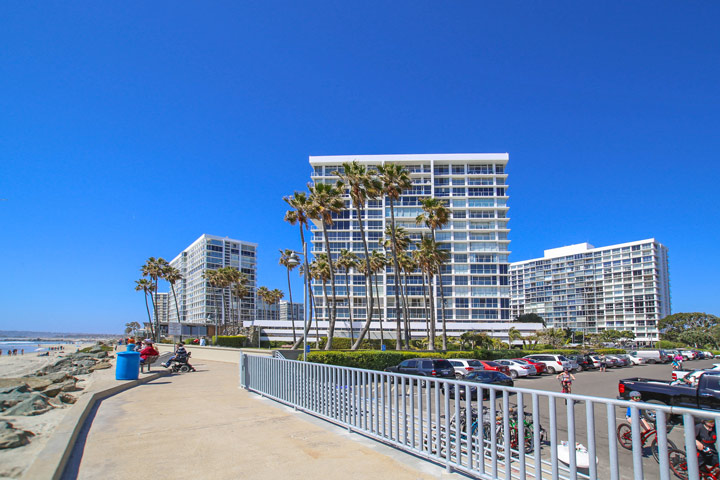 La Perla Condos For Sale In Coronado, California