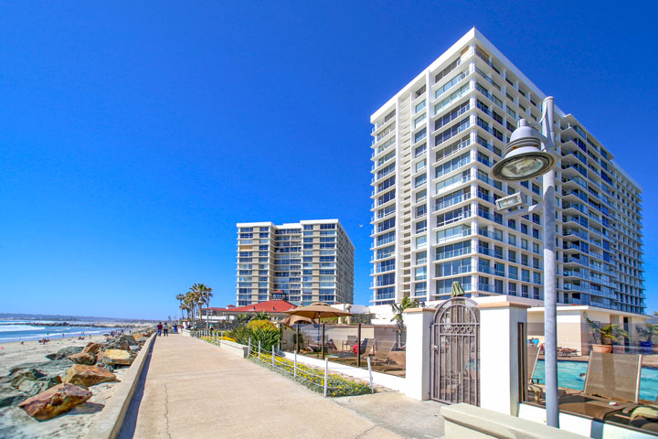 La Sierra Condos For Sale In Coronado, California
