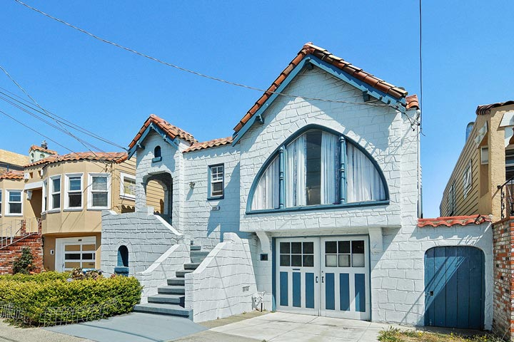 Little hollywood san francisco beach cities real estate for Mansions in san francisco for sale