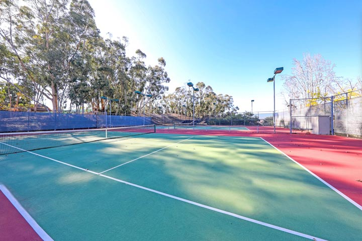 Mission Hill Ranch Tennis Court