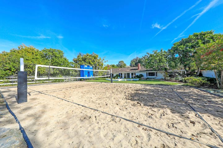 Mission Hill Ranch Sand Volleyball