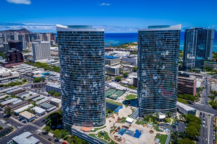 Moana Pacific Condos For Sale in Honolulu, Hawaii