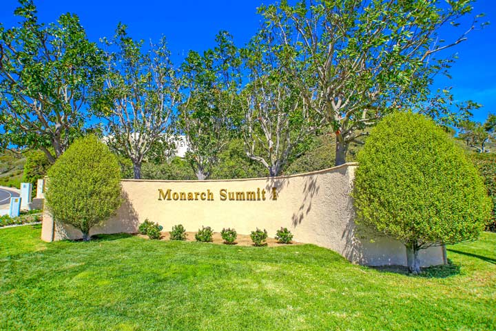 Monarch Summit I Laguna Niguel Homes For Sale