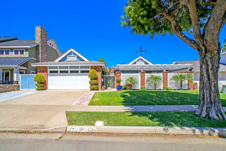 Newport West Homes for Sale In Huntington Beach, California