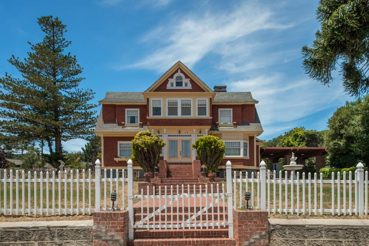 Old Monterey Homes For Sale in Monterey, California