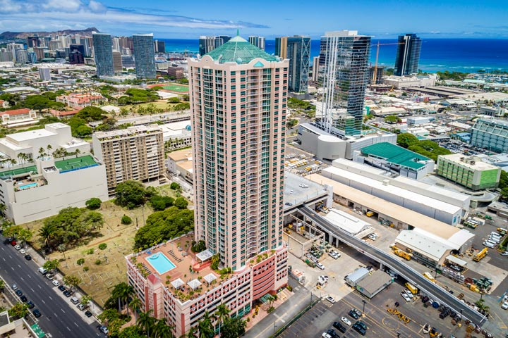 One Archer Lane Condos For Sale in Honolulu, Hawaii