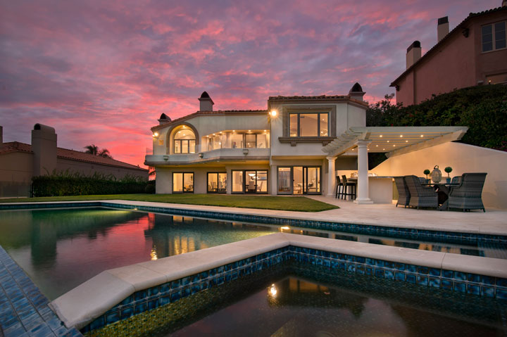 Pacific Palisades Home For Sale Located at 1524 Lachman Lane in Pacific Palisades, California