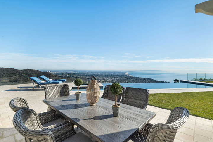 Pacific Palisades Ocean View Homes For Sale in Pacific Palisades, California