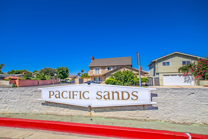 Pacific Sands Homes For Sale In Huntington Beach, California