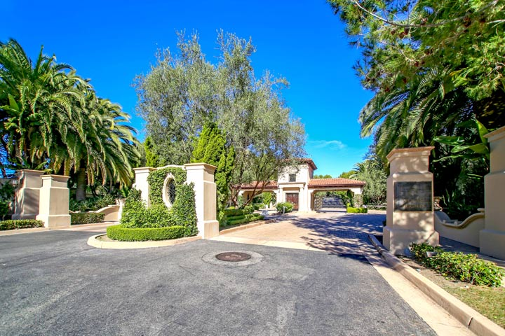 Pelican Heights Newport Coast Community Homes For Sale