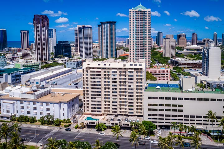Royal Court Honolulu Condos For Sale Beach Cities Real