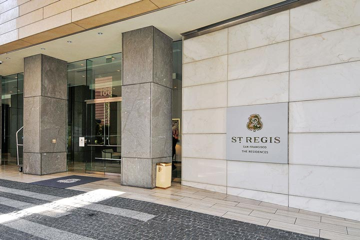 St Regis Condos For Sale In San Francisco, CA