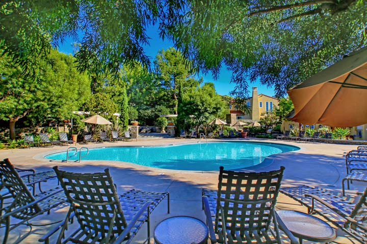 Tesoro Villas Community Pool