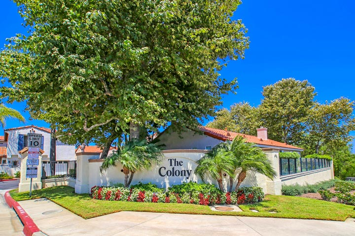 The Colony Aliso Viejo Community
