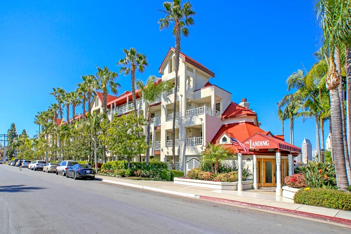 The Landing Condos For Sale In Coronado, California