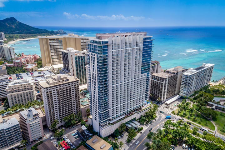 Trump Tower Waikiki Luxury Condos For Sale in Hawaii |Trump Tower Waikiki Hotel