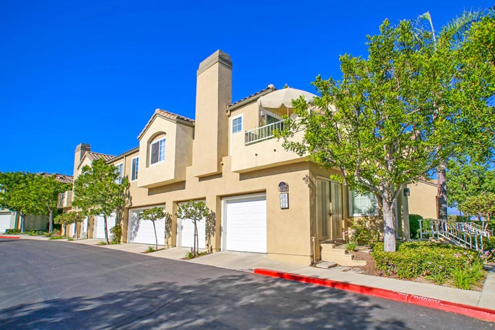 Villas North Aliso Viejo Homes for Sale