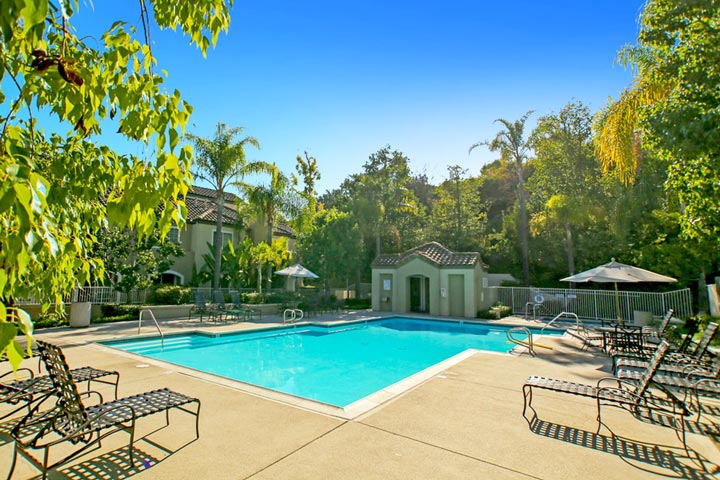 Villas North Aliso Viejo Community Pool
