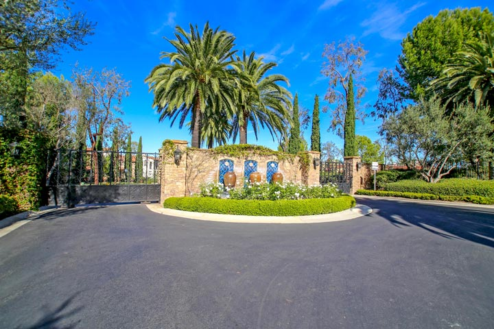 Ziani Newport Coast Gated Community