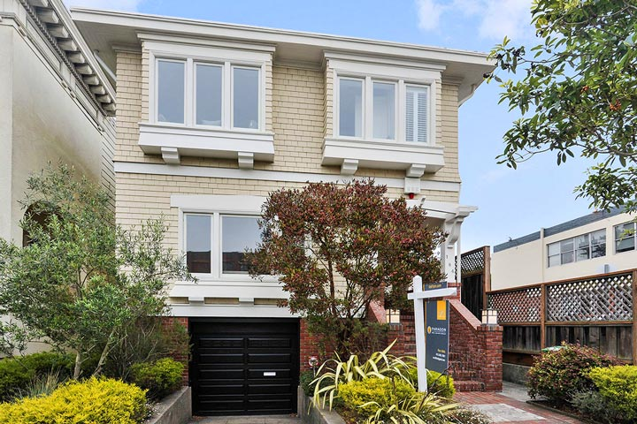 Laurel Heights Homes For Sale in San Francisco, California