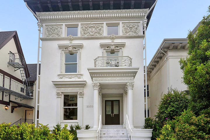 Pacific heights homes for sale beach cities real estate for Mansions in san francisco for sale