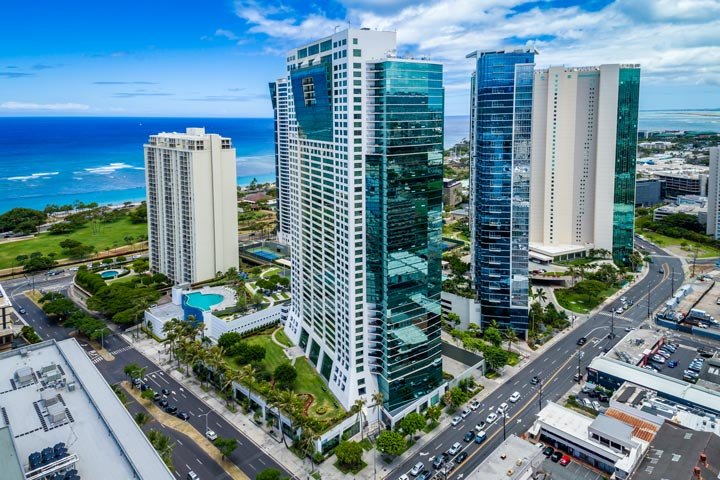 Hawaiki Condos For Sale in Honolulu, Hawaii
