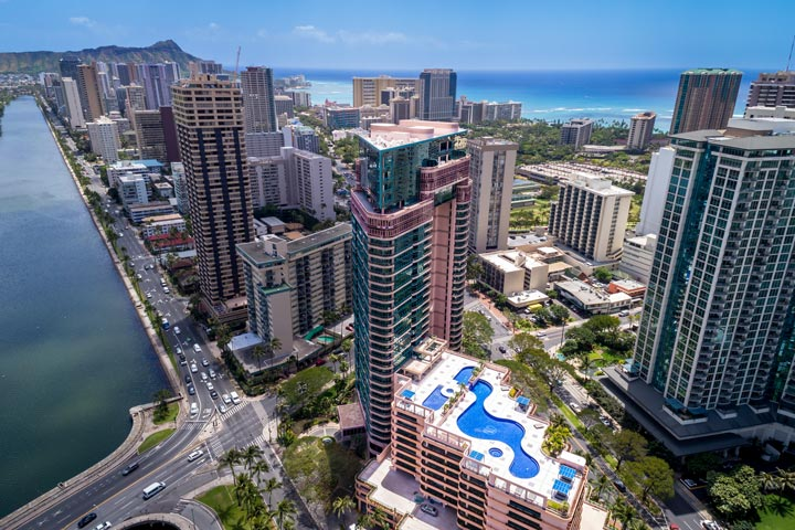 Waikiki Landmark Condos For Sale Beach Cities Real Estate