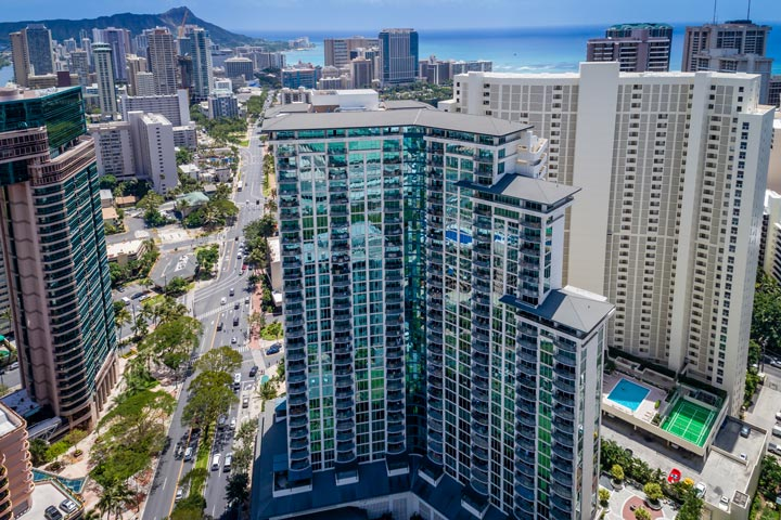 Allure Condos For Sale in Honolulu, Hawaii