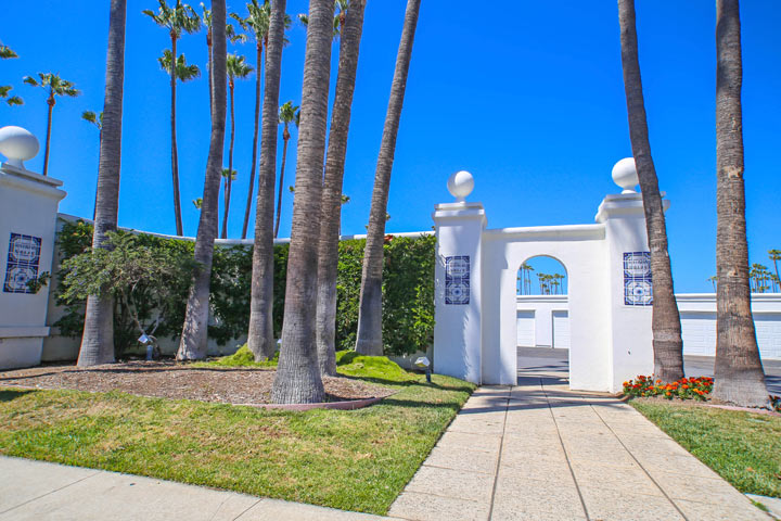 Antigua Villas Community In Coronado, California