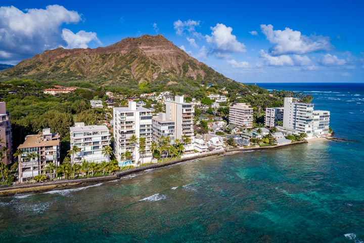 Diamond Head Hawaii Condos