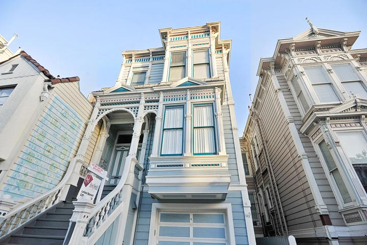 Lower Haight San Francisco Home
