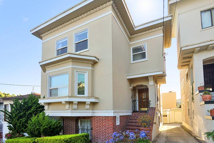 Outer Richmond Homes For Sale in San Francisco, California