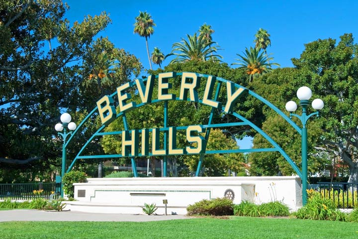 Beverly Hills Real Estate For Sale in Beverly Hills, California