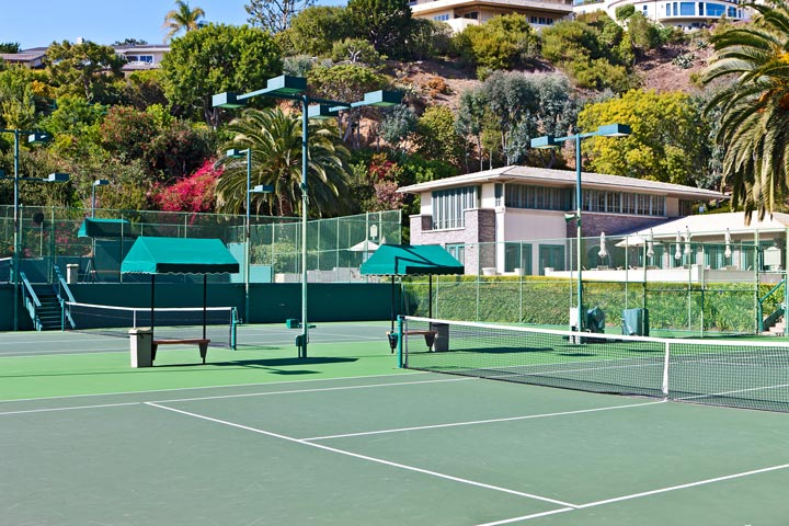 Emerald Bay Tennis Courts