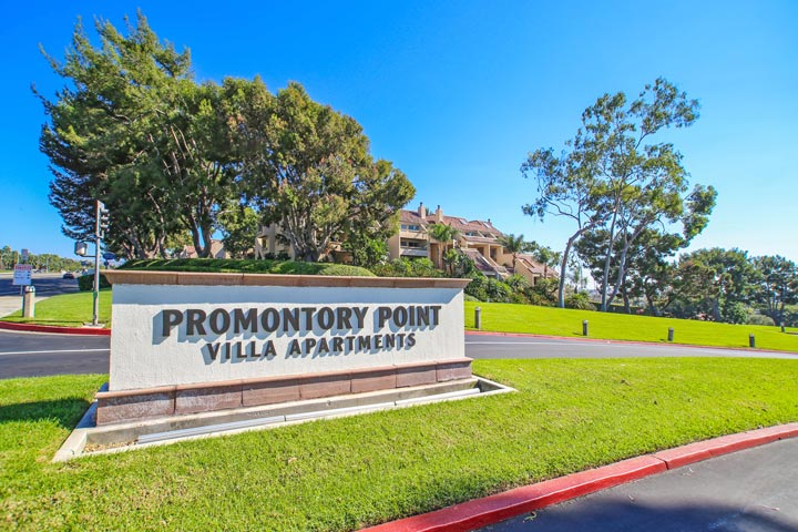 The Promontory Point Apartments In Newport Beach Ca