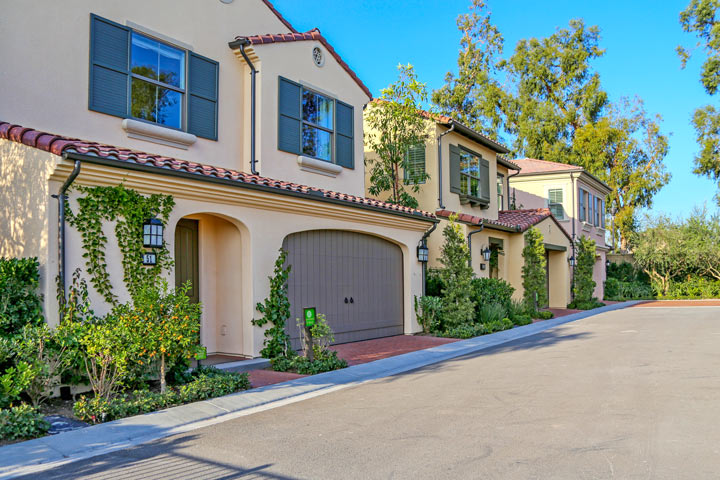 Cypress Village Irvine Townhouses