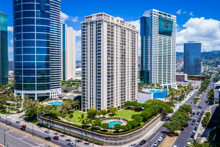 1350 Ala Moana Honolulu Condos For Sale